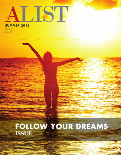 Alist Summer 2015 cover