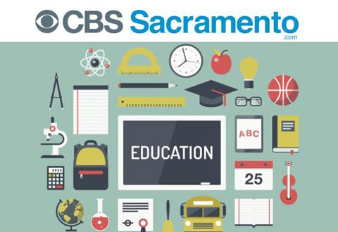 CBS Sacramento Education