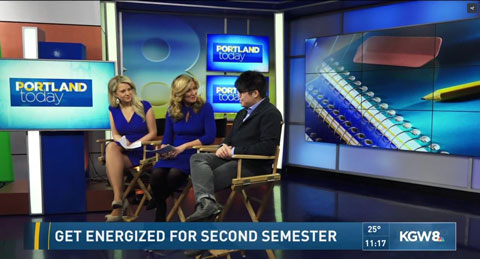 Alan provides tips for re-energizing kids for the second semester.